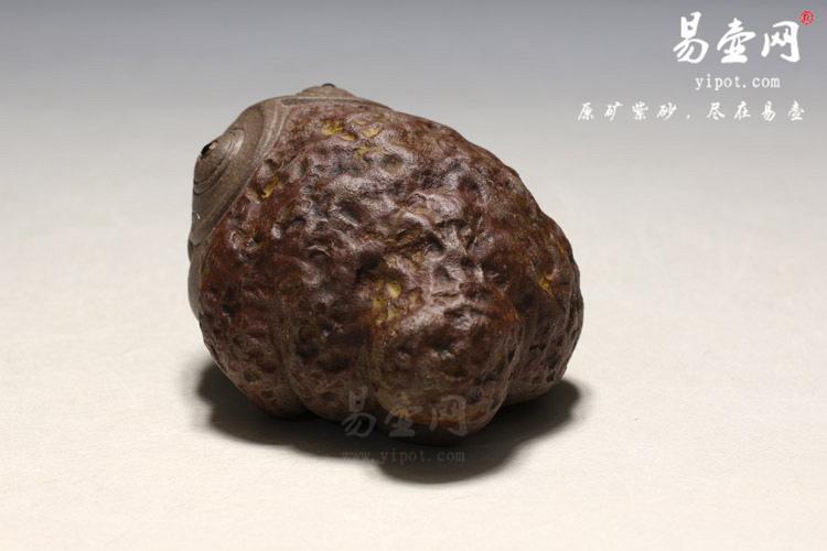 【冰纹蛤蟆】精品紫砂茶宠摆件茶玩 刘景 景人陶艺