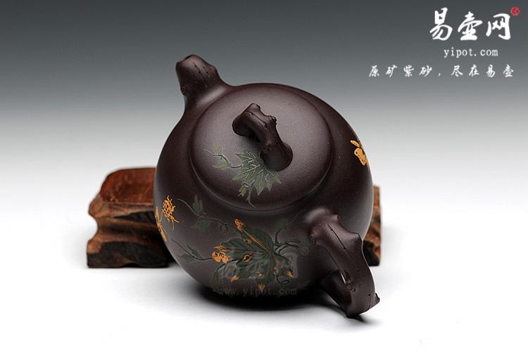 【名家壶】宜兴紫砂壶作品张彩英紫砂壶情趣视频展示情趣内衣黑丝图片